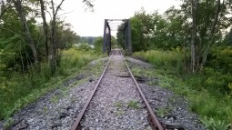 Rarely used tracks, Elkins, WV