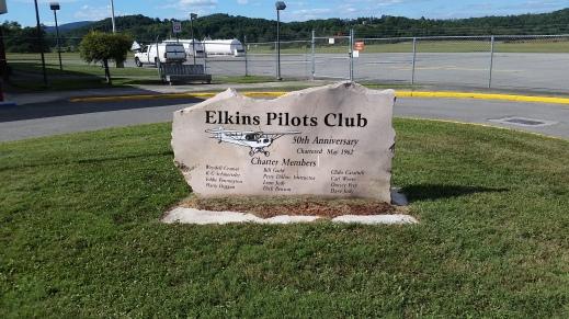 Elkins-Randolph Airport